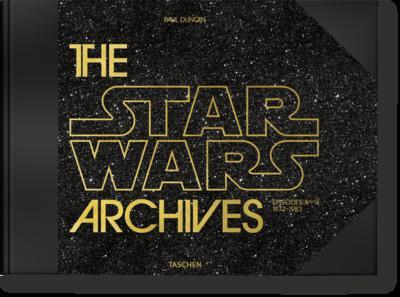 Das Star Wars Archiv: Episoden IV-VI 1977-1983