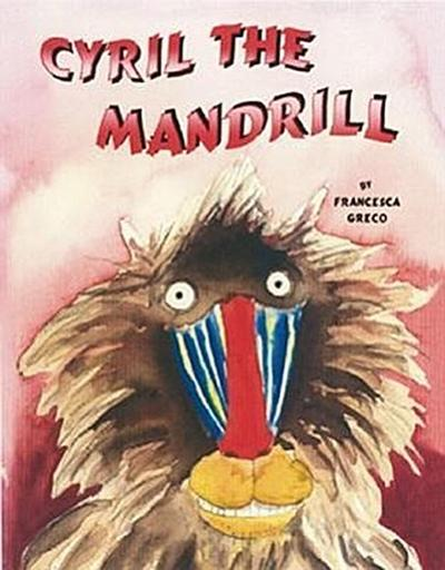 Cyril the Mandrill