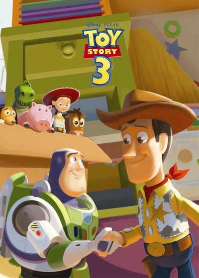 Disney: Classic Toy Story 3: Nacherzählt von Christine Peymani - Parragon Books Ltd Bath - Gebundene Ausgabe, Deutsch, Walt Disney, ,