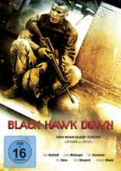 Black Hawk Down, 1 DVD