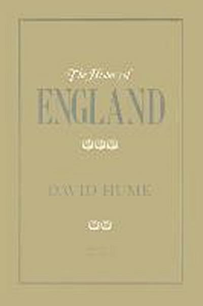 The History of England Volume VI