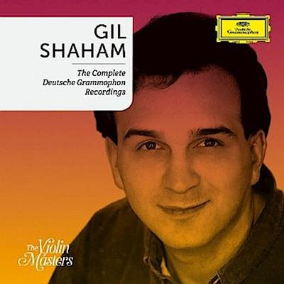 Gil Shaham - The Complete Deutsche Grammophon Recordings, 22 Audio-CDs (Limited Edition)