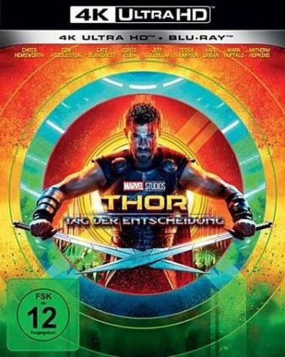 Thor: Tag der Entscheidung 4K, 1 UHD-Blu-ray