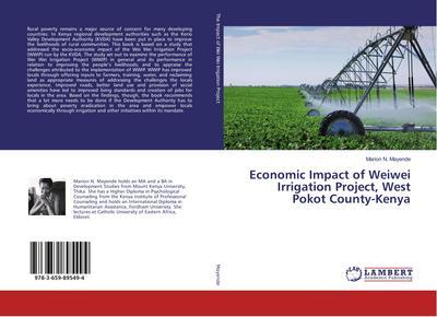 Economic Impact of Weiwei Irrigation Project, West Pokot County-Kenya