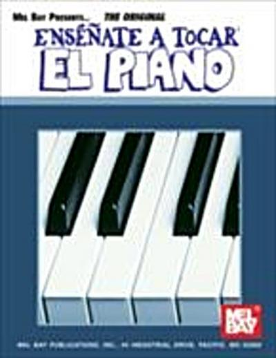 You Can Teach Yourself Piano Spanish Edition