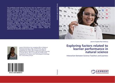 Exploring factors related to learner performance in natural science