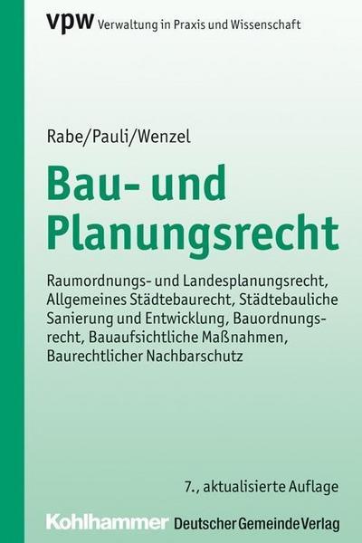 Bau- und Planungsrecht