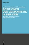 Positionen der Germanistik in der DDR