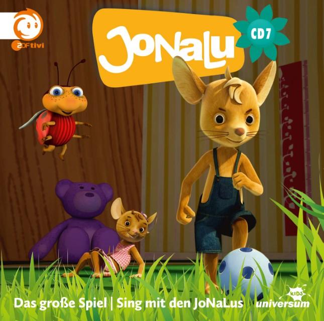 JoNaLu - CD 7, Anja Hansmann