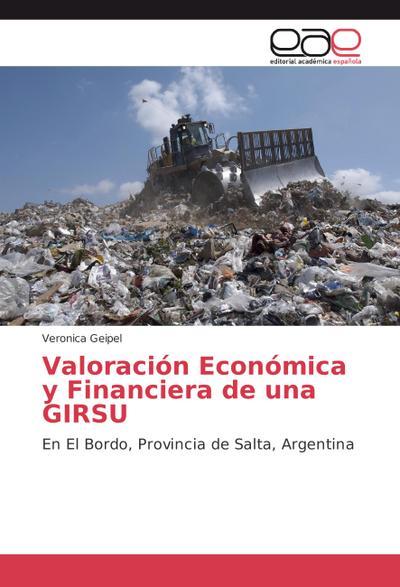 Valoración Económica y Financiera de una GIRSU