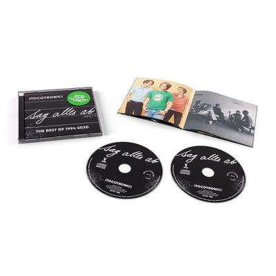Sag alles ab - Best of Tocotronic 1994-2020 (2CD)