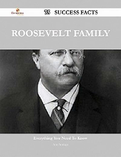 Roosevelt family 75 Success Facts - Everything you need to know about Roosevelt family