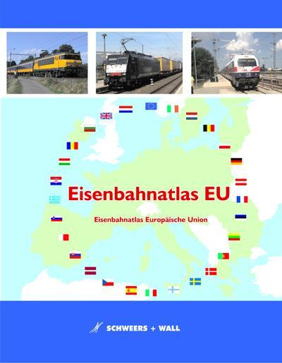 Eisenbahnatlas EU