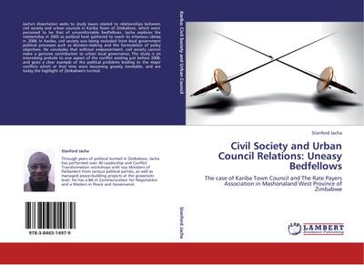 Civil Society and Urban Council Relations: Uneasy Bedfellows