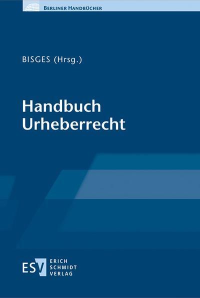 Handbuch Urheberrecht