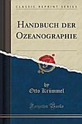 Handbuch der Ozeanographie, Vol. 1
