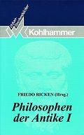 Philosophen der Antike 1
