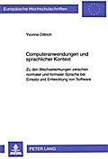 Computeranwendungen und sprachlicher Kontext