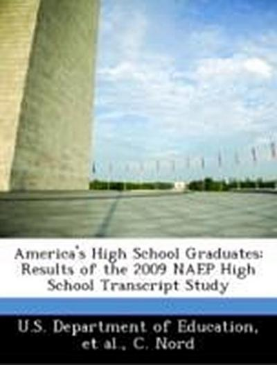 U. S. Department of Education: America's High School Graduat