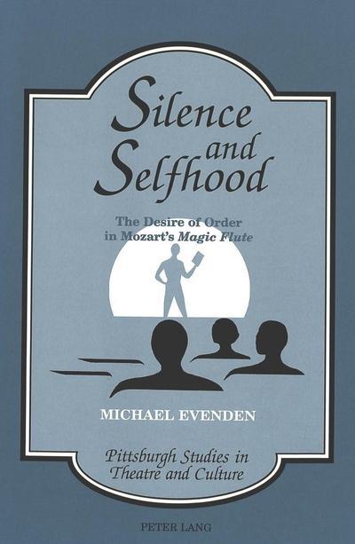 Silence and Selfhood