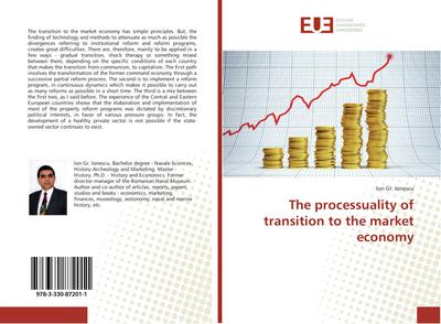 The processuality of transition to the market economy