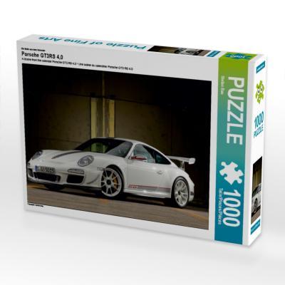 Ein Motiv aus dem Kalender Porsche GT3RS 4,0 (Puzzle)