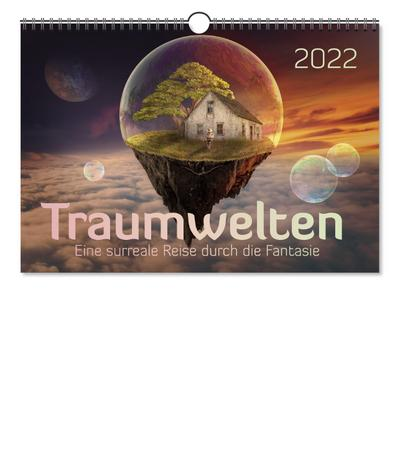 """Kalender """"Traumwelten 2022"""""""