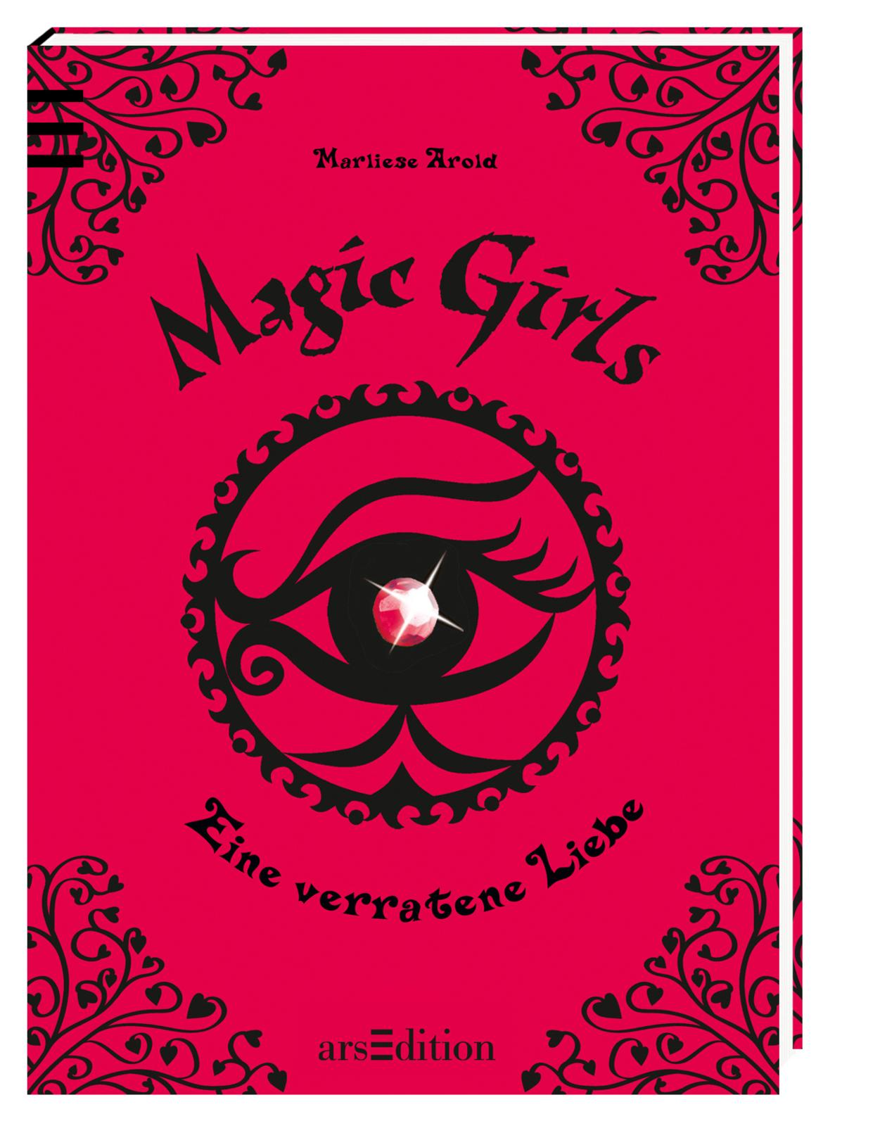 Magic Girls11. Eine verratene Liebe Marliese Arold