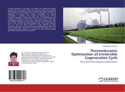 Thermodynamic Optimization of Irreversible Cogeneration Cycle