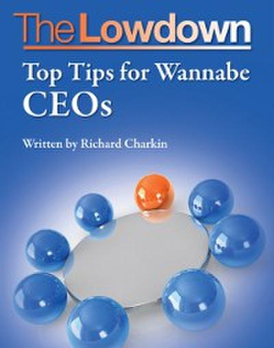 Lowdown: Top Tips for Wannabe CEOs