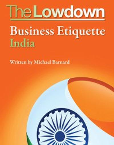 Lowdown: Business Etiquette - India
