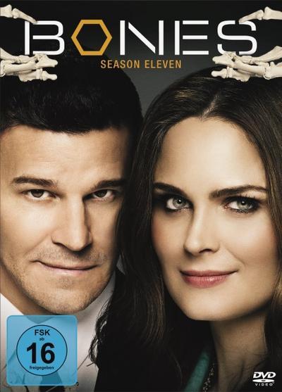 Bones - Die Knochenjägerin - Season 11