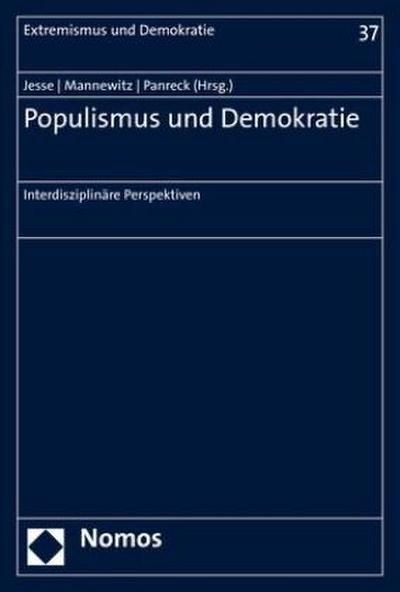 Populismus und Demokratie