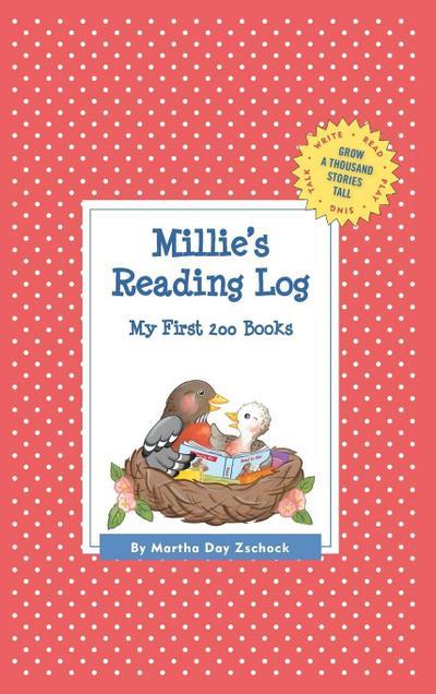 Millie's Reading Log: My First 200 Books (Gatst)