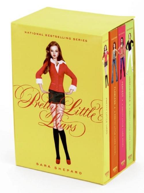 Pretty Little Liars Box Set Sara Shepard