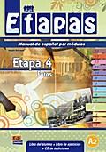 Etapas, Manual de español por módulos
