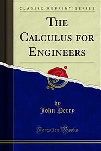 The Calculus for Engineers