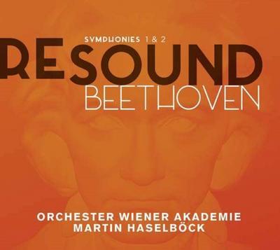 Resound Beethoven Vol.1-Sinfonien 1 & 2
