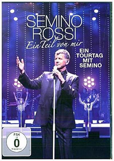 Ein Teil von mir - Ein Tourtag mit Semino, 1 DVD