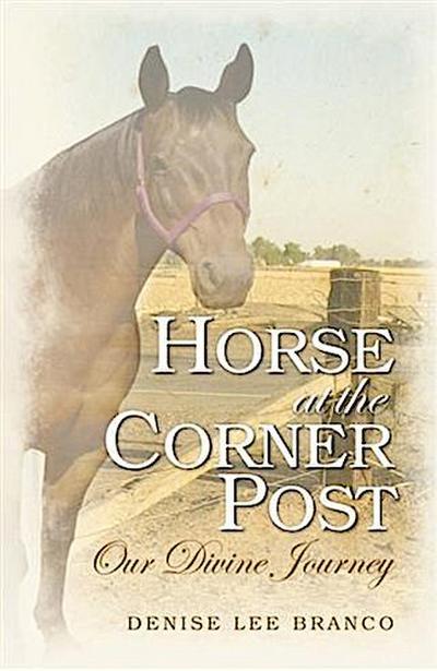 Horse at the Corner Post