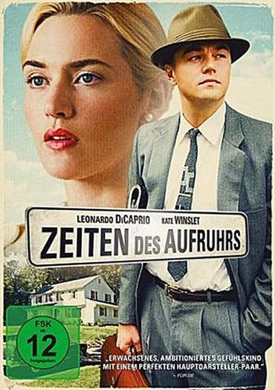 Zeiten des Aufruhrs, 1 DVD