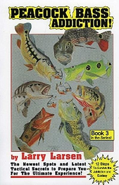 Peacock Bass Addition Book 3