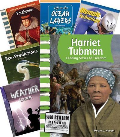 Common Core Grade 4 Collection of 24 Books