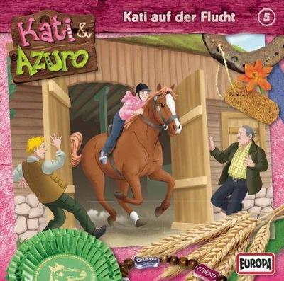 005/Kati auf der Flucht