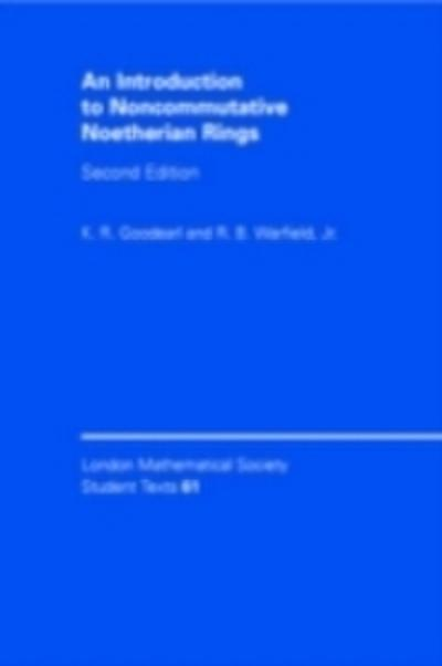 Introduction to Noncommutative Noetherian Rings