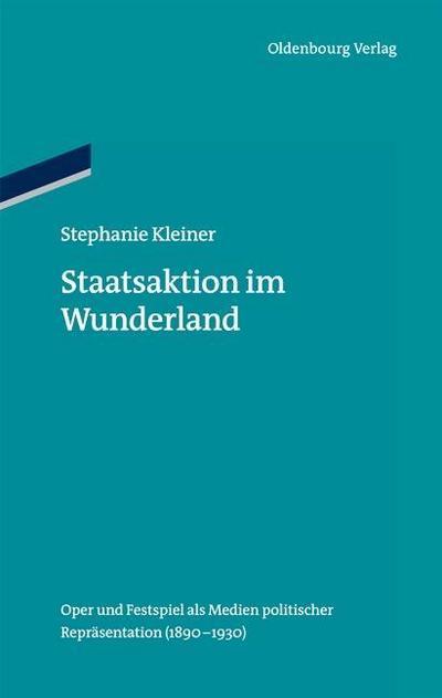 Staatsaktion im Wunderland