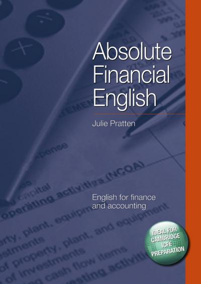 Delta Business English: Absolute Financial English B2-C1. Coursebook with Audio CD