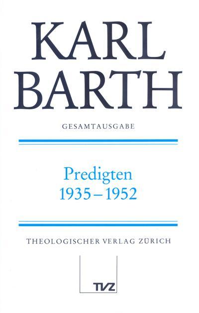 Predigten 1935-1952