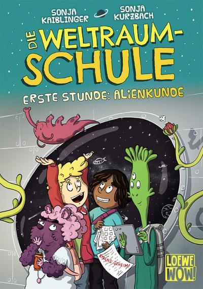 Die Weltraumschule - Erste Stunde: Alienkunde