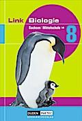 Link Biologie - Mittelschule Sachsen: 8. Schuljahr - Schülerbuch